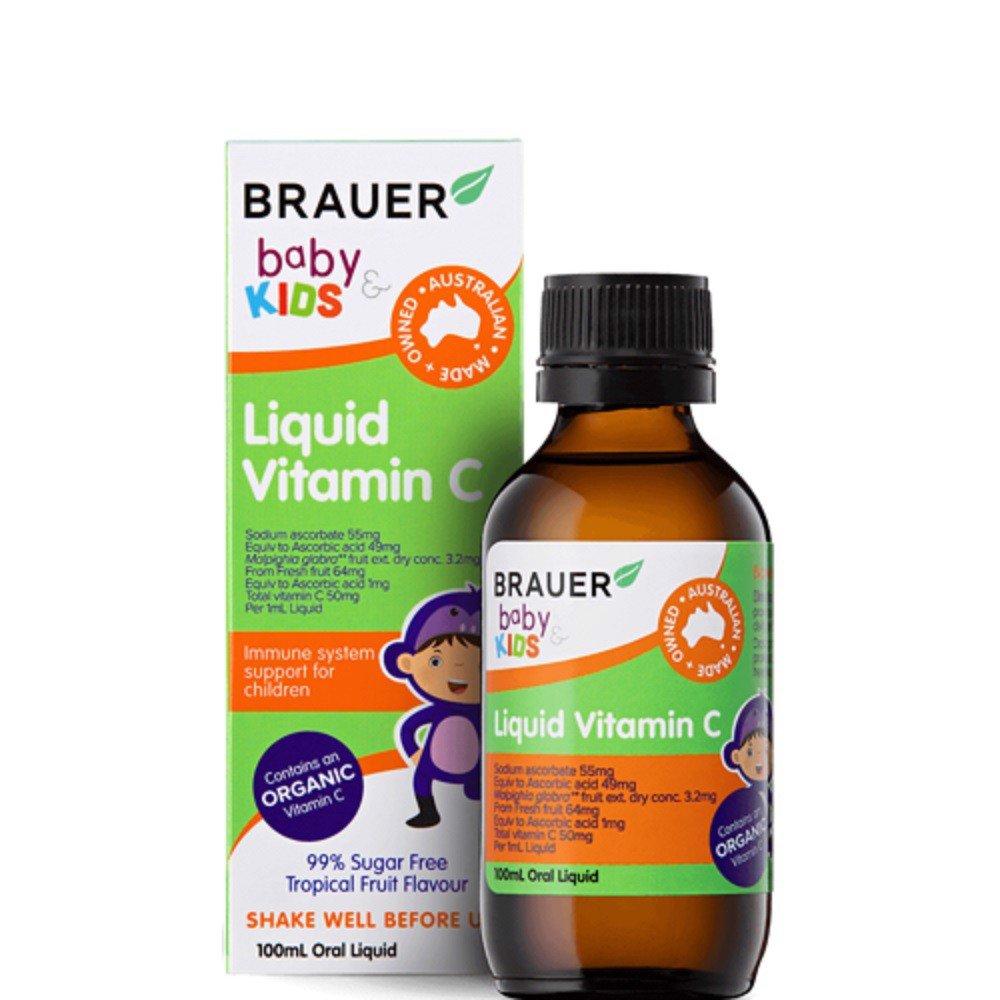 Brauer Baby & Kids Liquid Vitamin C