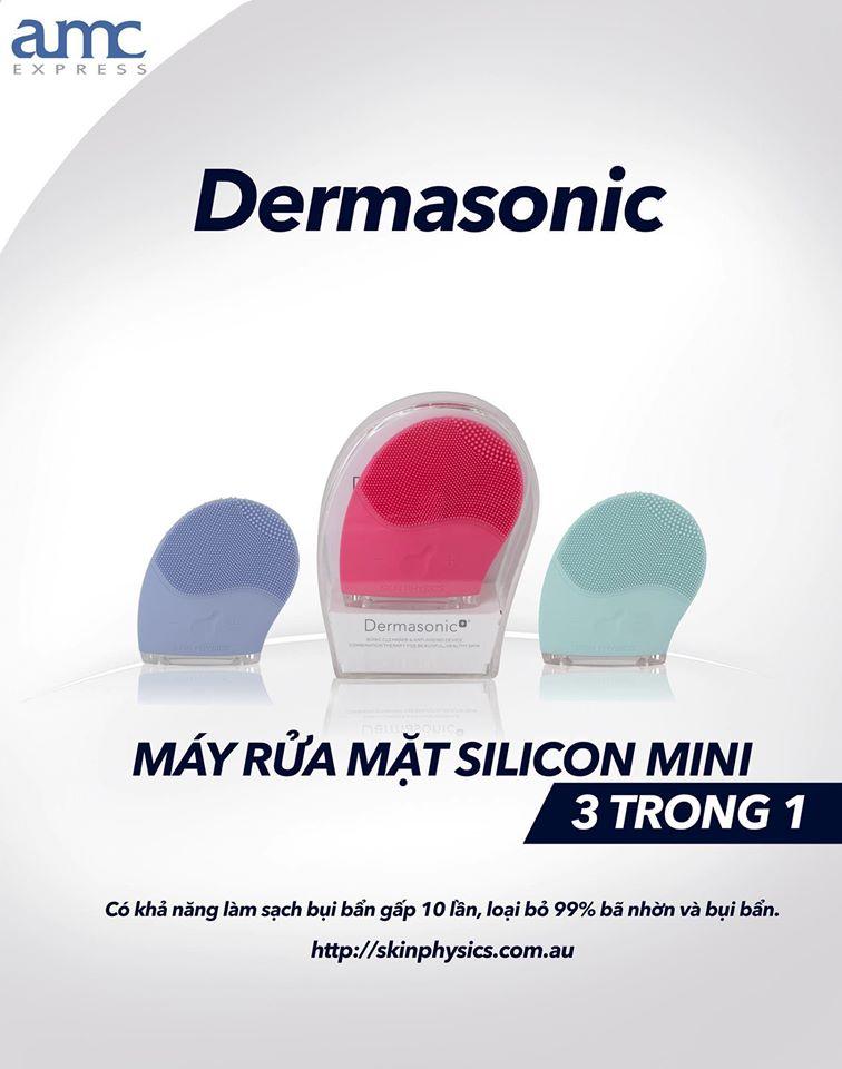 Máy rửa mặt Skin Physics Dermasonic