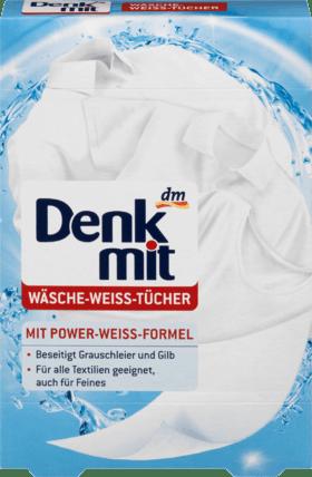 Miếng Giặt Tẩy Trắng Quần Áo Denkmit