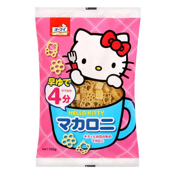 Mỳ trứng Nui Hello Kitty Nhật Bản