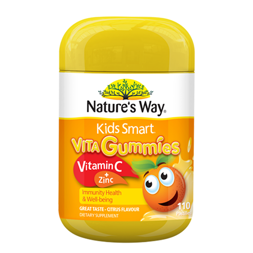 Kẹo Vita Gummies bổ sung Vitamin và Khoáng chất cho bé - Nature's Way