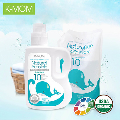 Nước giặt Organic K-Mom