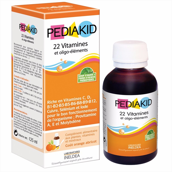 Pediakid 22 Vitamin