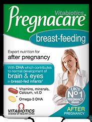 Vitamin Pregnacare Breastfeeding Bổ Sung Chất Cho Sữa Mẹ