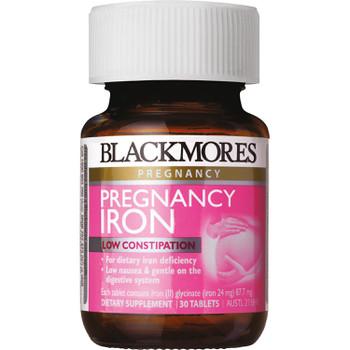 Sắt Blackmores Pregnancy Iron