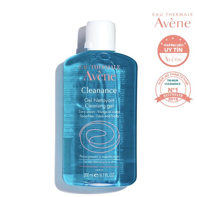Sữa rửa mặt Avène Cleanance 300ml