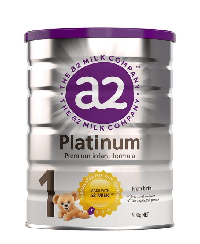Sữa A2 Platinum nội địa cao cấp dành cho trẻ từ sơ sinh đến 3 tuổi (0-3y)