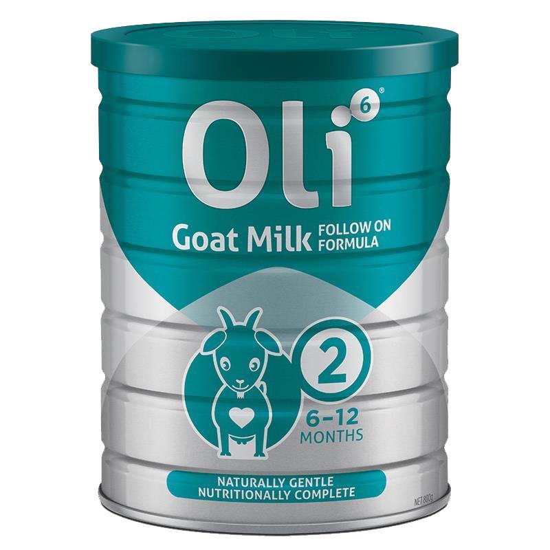 Sữa Dê Oli6 Úc Dairy Goat Toddler Formula