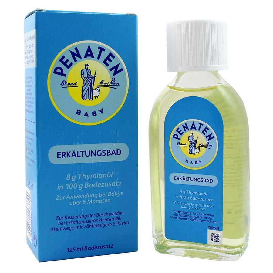 Tinh dầu tắm chống cảm Penaten