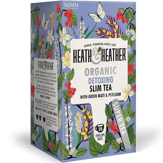 Trà Heath Heather Organic Detox