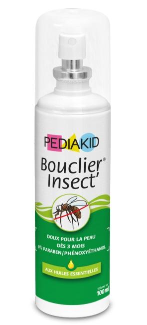 Xịt chống muỗi Pediakid Pháp cho trẻ từ 3 tháng