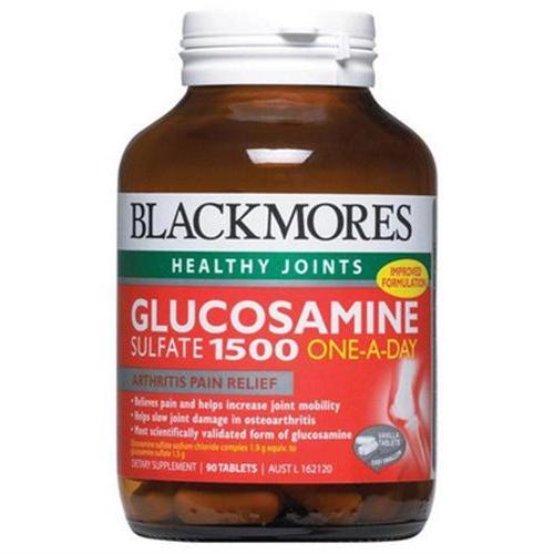 Bổ Xương Khớp Glucosamine Blackmores