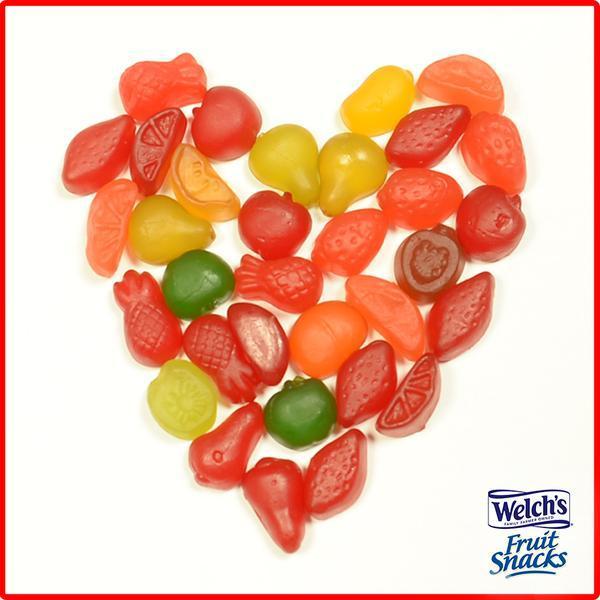 Kẹo Dẻo Trái Cây Mỹ Welch's Fruit Snacks bổ sung nhiều vitamin cho bé