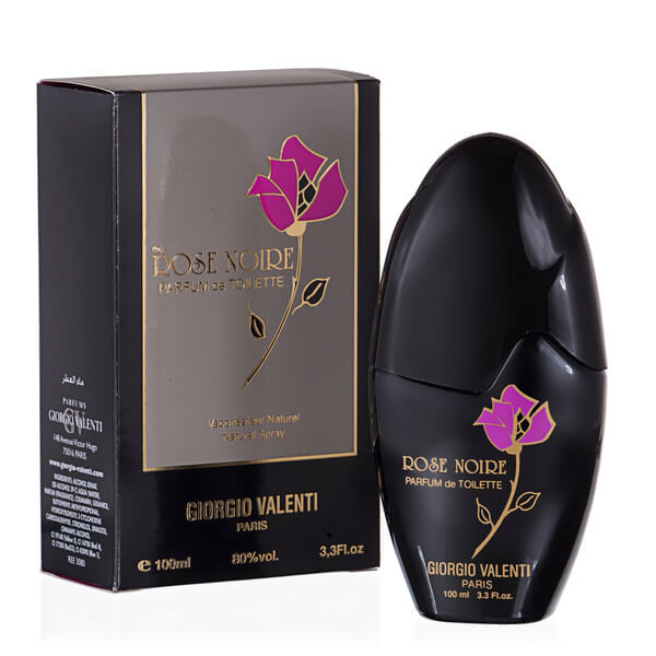 nuoc hoa phap rose noire giorgio valenti 100ml  chai