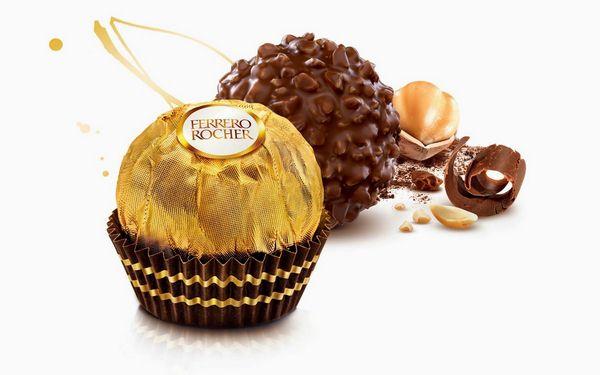 Socola Ferrero Rocher Chocolate Hộp 48 Viên
