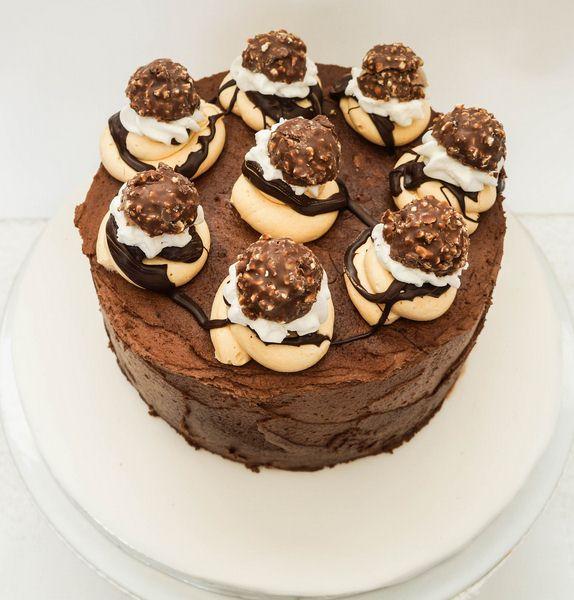 Socola Ferrero Rocher Chocolate Hộp 48 Viên - Không chỉ ngon mà còn bổ dưỡng