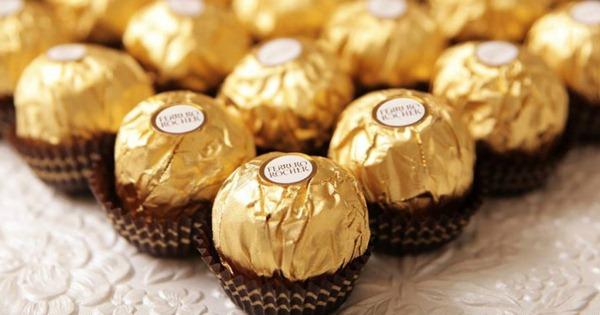 Thông tin sản phẩm Socola Mỹ Ferrero Rocher Chocolate Hộp 48 Viên