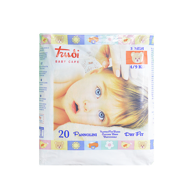 TàDÁN TRUDI BABY CARE DRY FIT 20