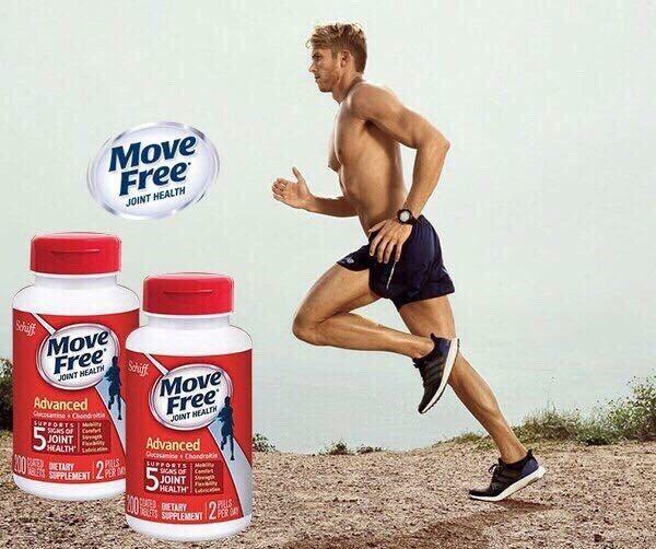 Bảo vệ sức khỏe xương khớp với Move Free Advanced