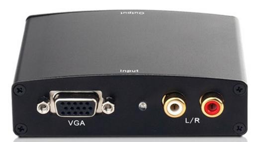 BỘ CHUYỂN ĐỔI VGA TO HDMI ZQ003