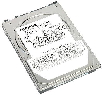 HDD Laptop Toshiba 1TB SATA