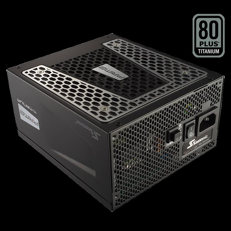 Seasonic Prime Ultra 1000TR 1000W - 80Plus Titanium