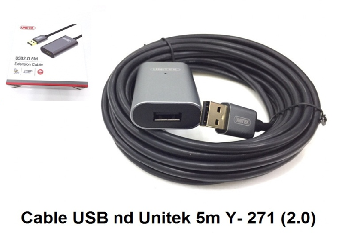 Cáp USB nối dài 40m 2.0 UNITEK U268