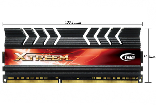Bộ nhớ trong TEAM Extreem Bus 2666 16GB (2x8GB) Overclock Support DualChannel