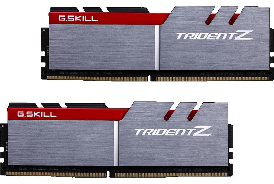 RAM G.Skill Trident Z - 16GB (8GBx2) DDR4 3200GHz - F4-3200C16