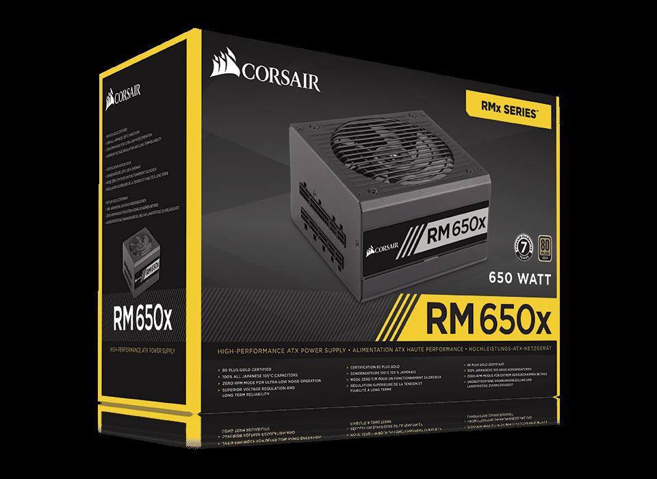 RMx Series™ RM650x Gold Certified