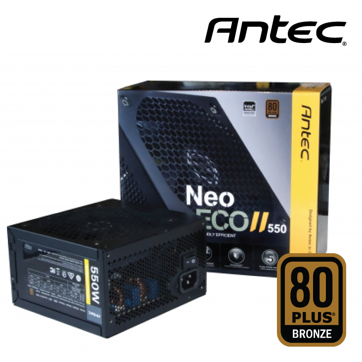 Antec Neo Eco II 550 - 550W