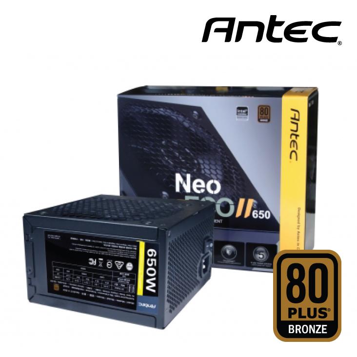 Antec Neo Eco II 650 - 650W