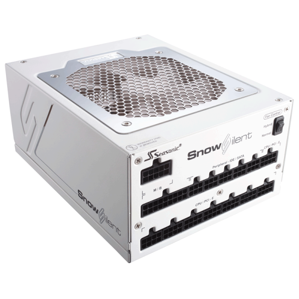 Seasonic Snow Silent 1050 80Plus Platinum