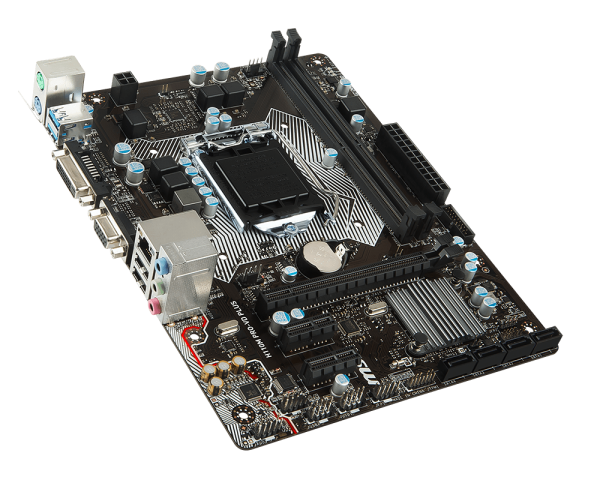 Mainboard MSI H110M ProVD Plus
