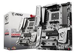 Mainboard MSI X370 XPOWER GAMING TITANIUM