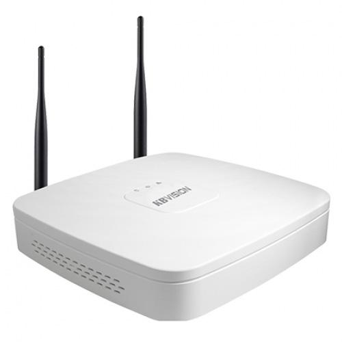 Đầu ghi camera IP Wifi KBVision KX-8104WN2 4 kênh