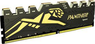 Ram Apacer Panther 8GB DDR4 bus 2400Mhz (Heatsink - No Led )