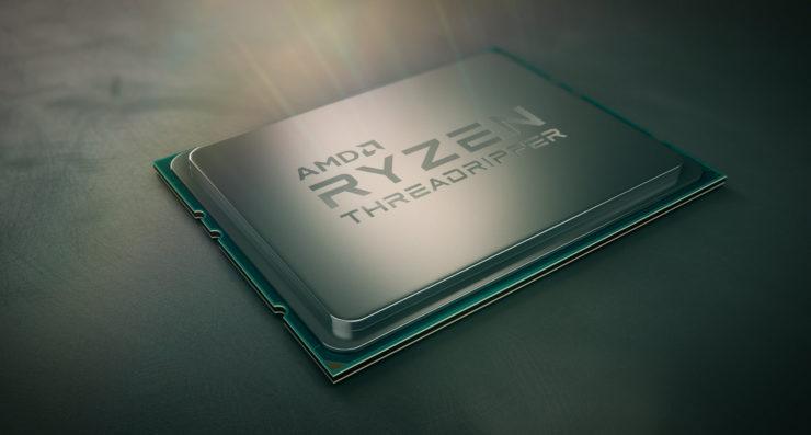 CPU AMD Ryzen Threadripper 1920X (3.5 Upto 4.0GHz/ 24MB/ 12 cores 24 threats/ TR4)