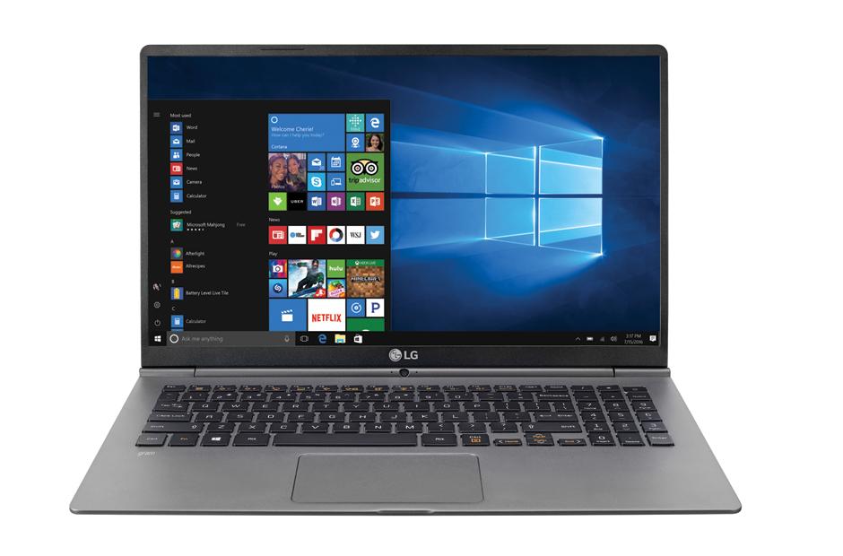 Laptop LG Gram 15Z970-G.AH55A5