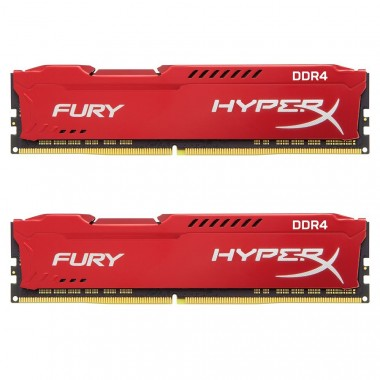 Ram Kingston HyperX Fury 32GB (kit 2x16GB) DDR4 2400Mhz