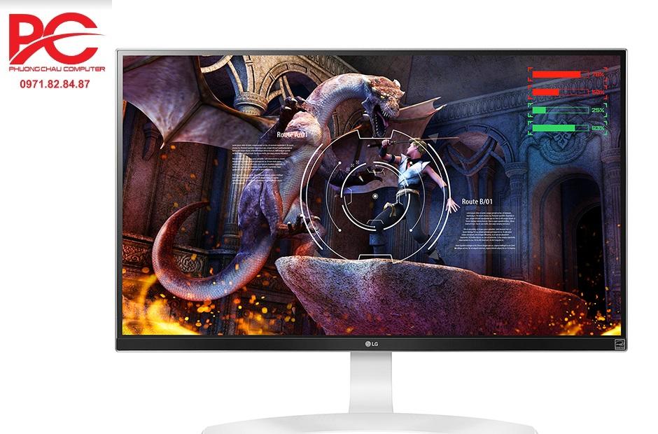 Màn hình máy tính LG 27UD69P-W 27'' IPS - 4K