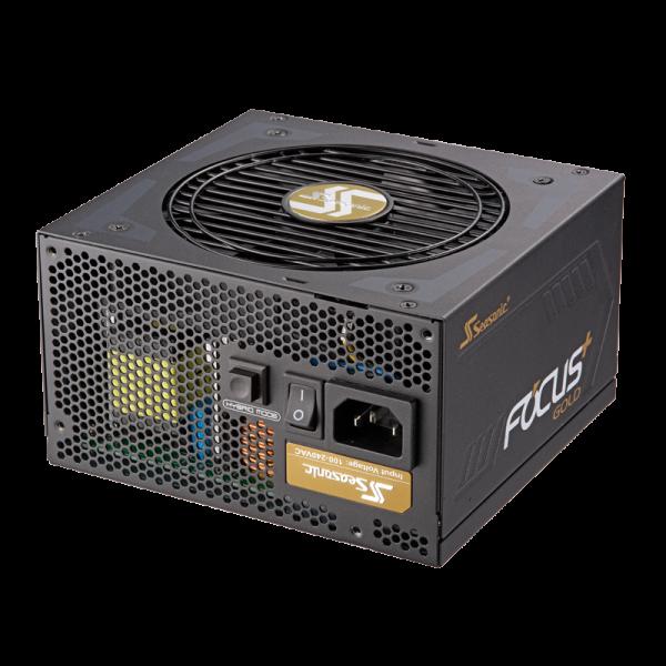 Seasonic Focus Plus 750W FX-750 - 80 Plus Gold