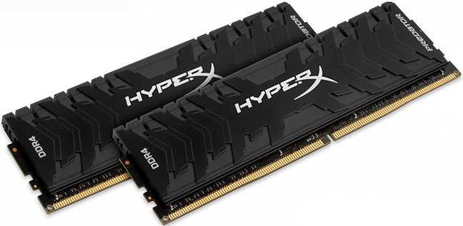 Ram Kingston HyperX Predator 16GB (2x8GB) DDR4 3000MHz