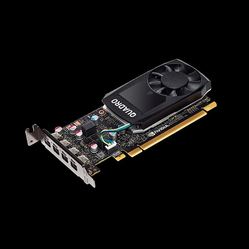 VGA Nvidia Quadro P620 2GB GDDR5