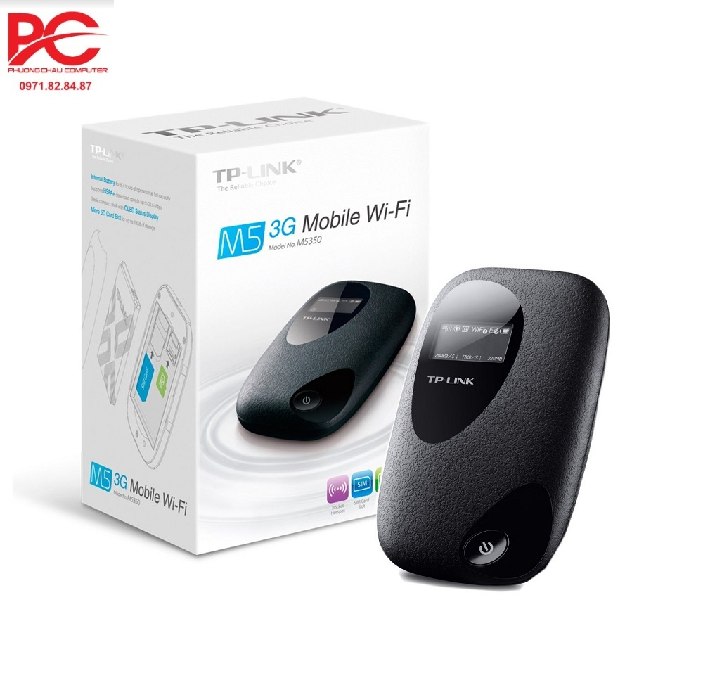 TP-Link 3G Mobile Wifi M5350
