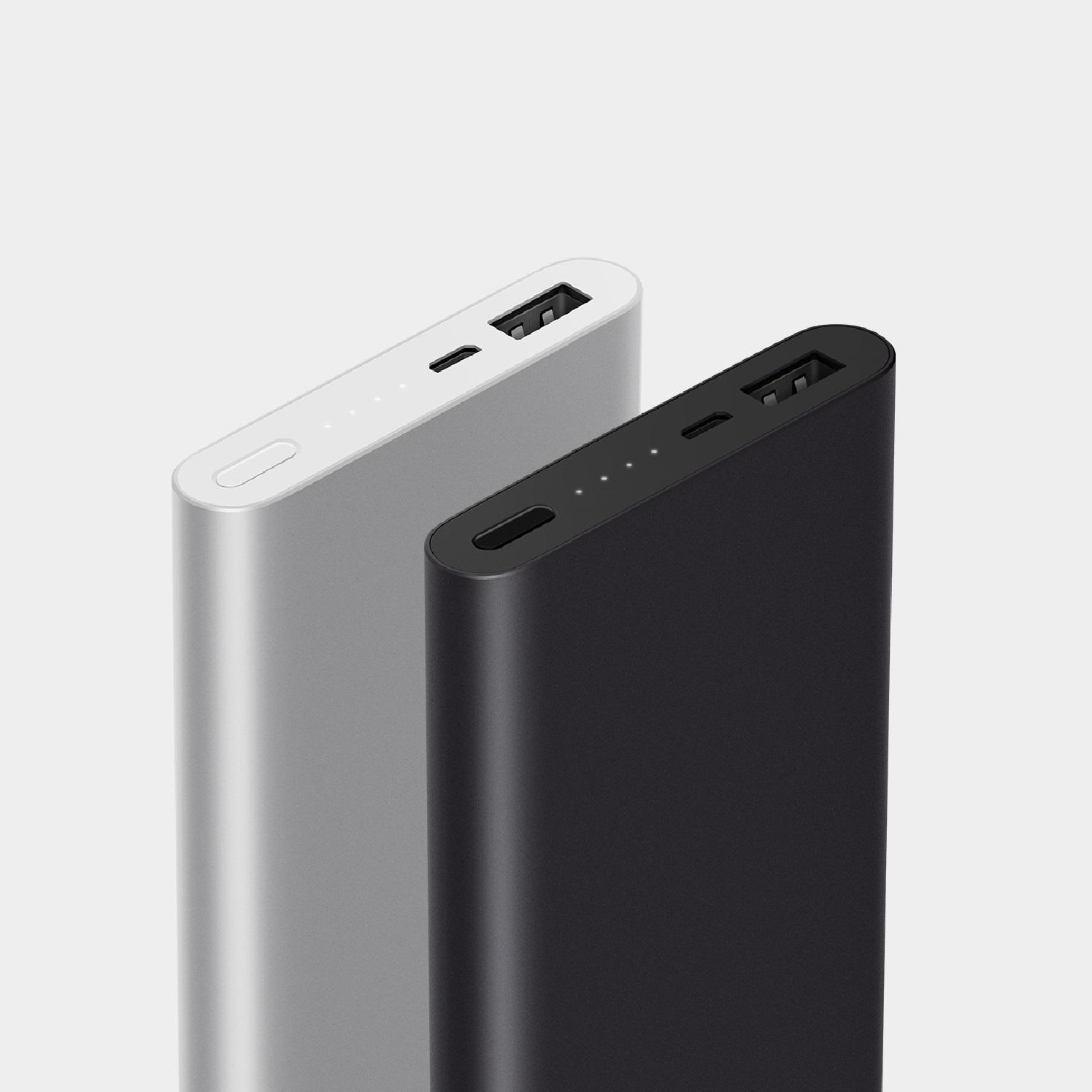 Pin Sạc Dự Phòng Xiaomi 10000mAh Gen 2 - Đen