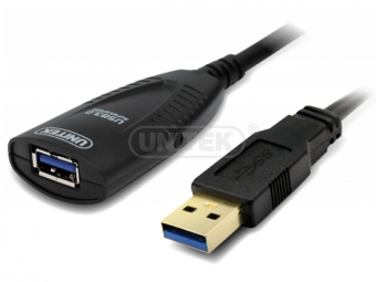 CÁP USB nối dài 3.0 5 MÉT UNITEK (Y-3015)