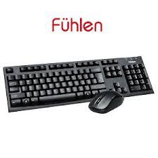 Bộ bàn phím chuột không dây Fuhlen A150G