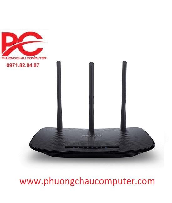 Bộ phát wifi Tp-Link TL-WR940N tốc độ 450Mb