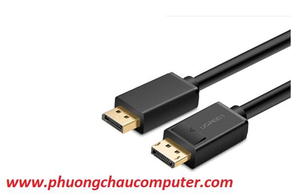 Cáp Displayport to Displayport dài 1m chính hãng Ugreen 10244